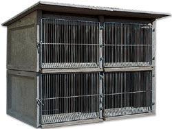 pin clapier lapin beton pas cher vendre sur les sites d. Black Bedroom Furniture Sets. Home Design Ideas